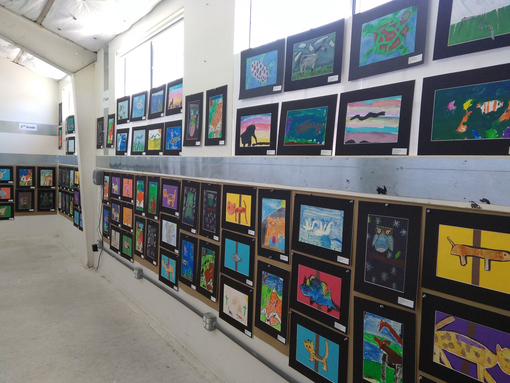 Jr. Wildlife Art Show 2017